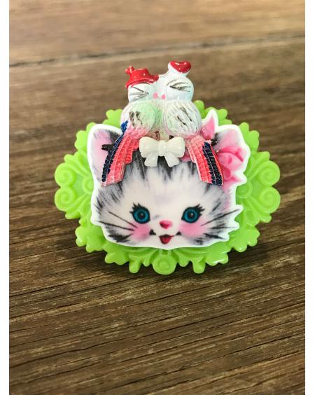 """Bague """"Sweety Kitten"""""""