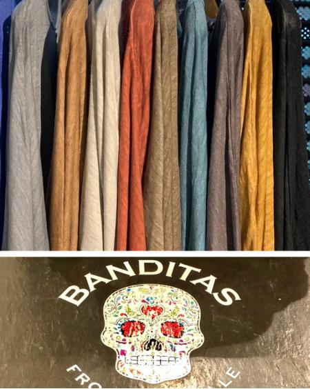 Tunique ample en lin - Banditas