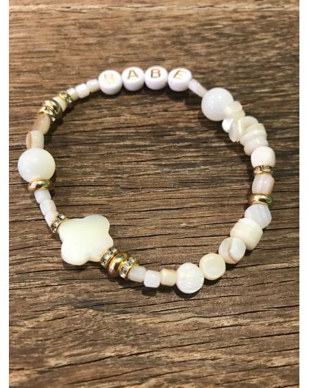 Bracelet White Babe - Hypnochic