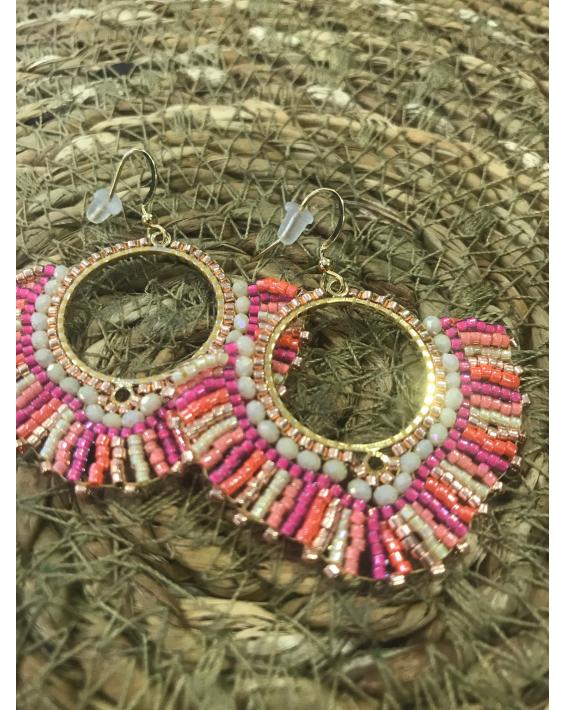 Boucles d'oreilles Perles - Hypnochic