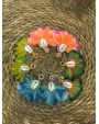 Boucles d'oreilles Plumes & Coquillages - Hypnochic