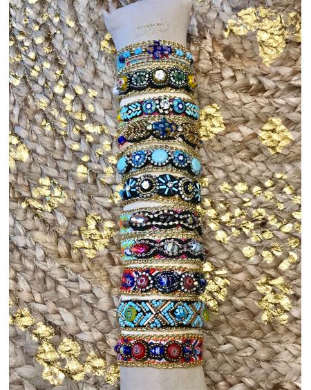 Bracelet Brésilien Bohochic + modèles - Hypnochic
