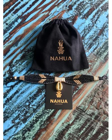 Bracelet Oshun black- Nahua