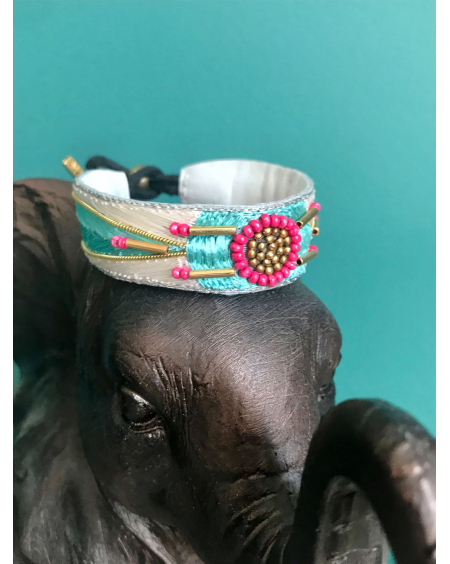Bracelet Aprile amazonia - Nahua