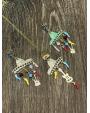 Boucles d'oreilles Mexico Sombrero - Sophie Goetsch