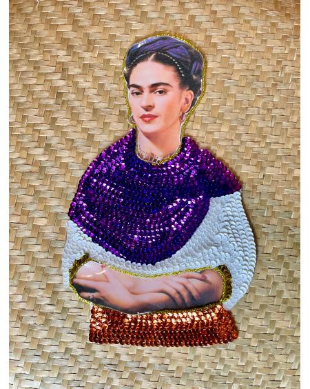 Ecusson Large Frida